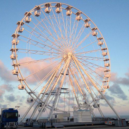 Ferris Wheel 36 mt Park Rides Lamborghini